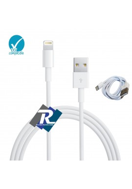 CAVO DATI USB per IPHONE 5 5S 5C 6 6 Plus SYNC CARICA per IPAD 4 IPOD lightning
