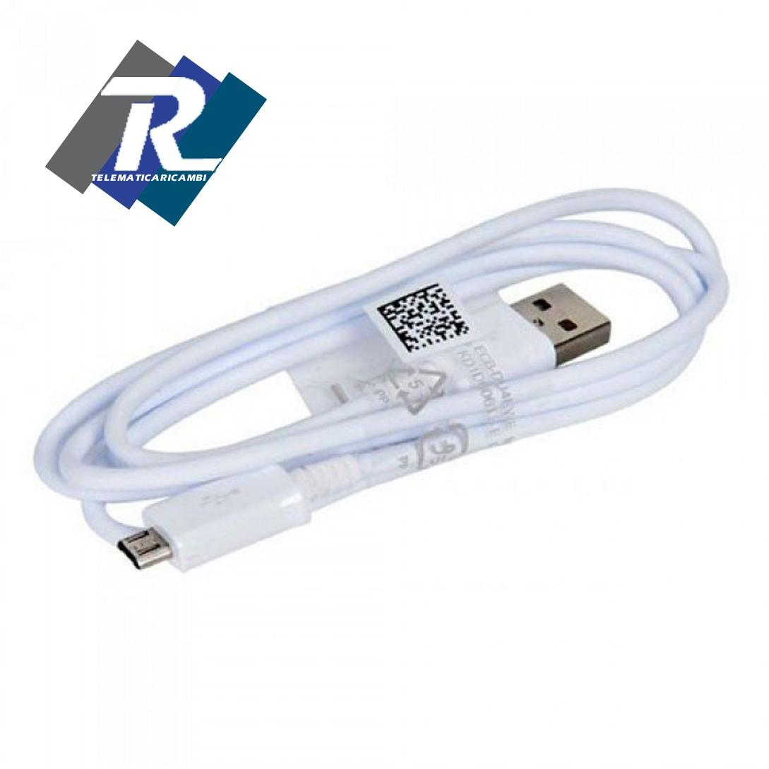 Cavo di ricarica Cavo USB DATI CAVO CAVO PIATTO PER BLACKBERRY q5