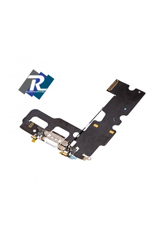 Flex Flat Dock Connettore Ricarica Microfono Dati Antenna