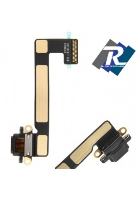 Flex Flat Dock Connettore Ricarica Ipad mini 2 A1489 A1490 A1491 Mini 3 A1599 A1600 Colore Nero