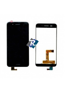 TOUCH SCREEN VETRO LCD DISPLAY Per Huawei P8 Lite SMART TAG-L01 Nero