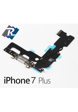 Flex Flat Dock Connettore Ricarica Microfono Dati Antenna iPhone 7 plus Bianco