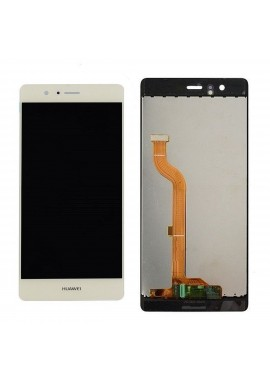 TOUCH SCREEN VETRO LCD DISPLAY Per Huawei P9 EVA-L09 EVA-L19 EVA-L29 Bianco