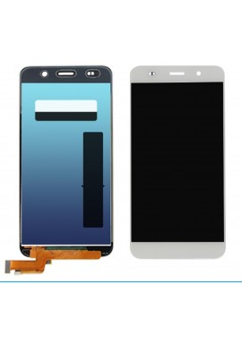 TOUCH SCREEN VETRO LCD DISPLAY Per Huawei Y6 SCL-L01 SCL-L21 Bianco
