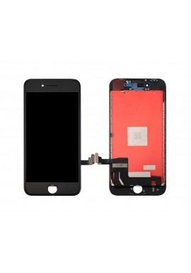 Display LCD Retina HD ORIGINALE Touch Screen Vetro Schermo Apple iPhone 8 Nero