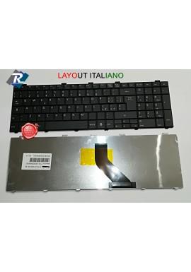 Tastiera Italiana Fujitsu Lifebook A530 A531 AH530 AH531 NH751 MP-09R76003D CP51