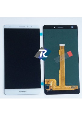 TOUCH SCREEN VETRO LCD DISPLAY HUAWEI Mate S CRR-L09 CRR-UL00 BIANCO NO FRAME