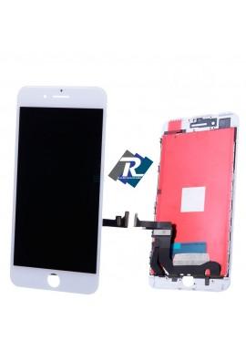 Display LCD Retina HD ORIGINALE Touch Screen Vetro Schermo Apple iPhone 7 Plus 5.5 Bianco