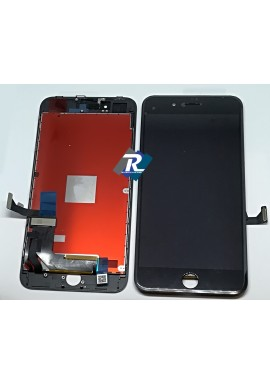 Display LCD Retina HD ORIGINALE Touch Screen Vetro Schermo Apple iPhone 8 Plus Nero
