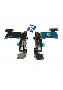 Flex Flat Dock Connettore Ricarica microfono IPHONE 6S Plus Nero