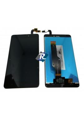 TOUCH SCREEN VETRO LCD DISPLAY PER XIAOMI REDMI NOTE 4 4X Global Nero