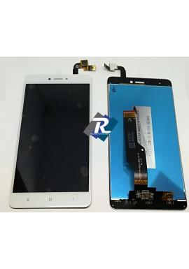 TOUCH SCREEN VETRO LCD DISPLAY PER XIAOMI REDMI NOTE 4 4X Global Bianco