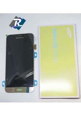 DISPLAY LCD TOUCH SCREEN PER SAMSUNG GALAXY J3 2016 SM-J320F GOLD
