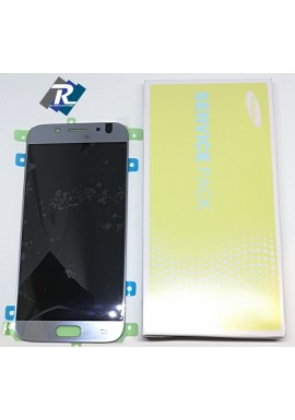 DISPLAY LCD TOUCH SCREEN PER SAMSUNG GALAXY J5 2017 SM-J530 SILVER