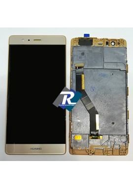 TOUCH LCD DISPLAY Huawei P9 PLUS Gold VIE-L09 + FRAME