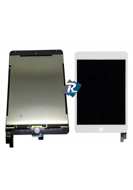 TOUCH SCREEN VETRO LCD DISPLAY APPLE iPad MINI 4 A1538 A1550 Bianco
