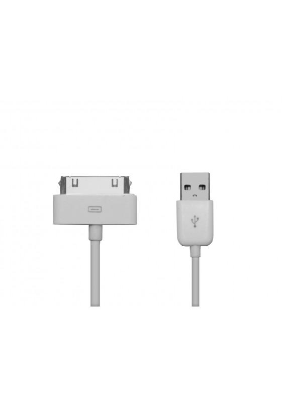 Cavo Cavetto Connettore Trasferimento Dati Dock a USB 2.0 per iPhone iPod iPad