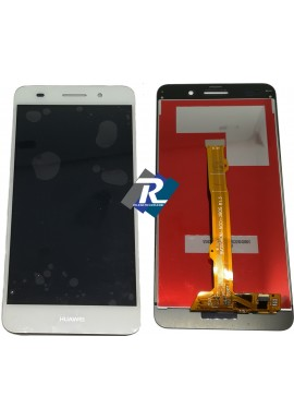 TOUCH SCREEN VETRO LCD DISPLAY HUAWEI Y6 II CAM-L21 BIANCO NO FRAME