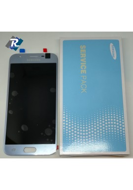 DISPLAY LCD TOUCH SCREEN PER SAMSUNG GALAXY J3 2017 SM-J330F SILVER
