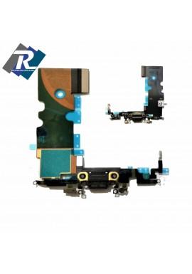 Flex Flat Dock Connettore Ricarica Microfono Dati Antenna iPhone 8 8G Nero