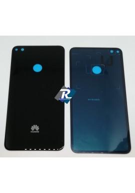 COPRI BATTERIA SCOCCA POSTERIORE VETRO Huawei P8 Lite 2017 PRA-LA1 - LX1 - LX3 Nero