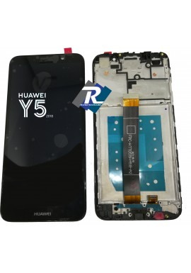 TOUCH LCD DISPLAY Huawei Y5 2018 DRA-L01 L02 L22 L23 NERO + FRAME