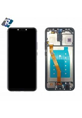 TOUCH LCD DISPLAY Huawei MATE 20 LITE SNE-LX1 SNE-AL00 NERO + FRAME