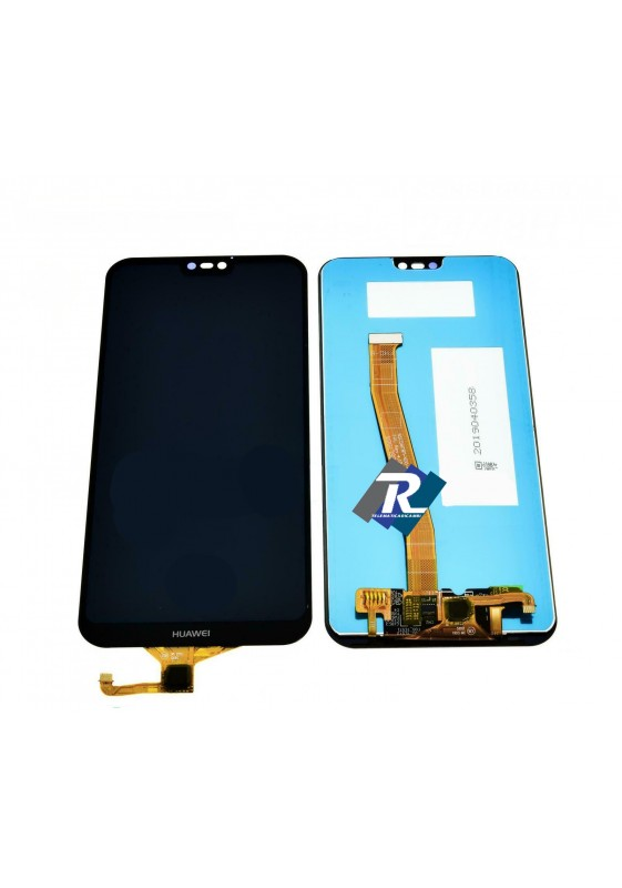 TOUCH LCD DISPLAY Huawei P20 Lite Nero ANE-LX1 ANE-LX2 ANE-LX3 NO FRAME