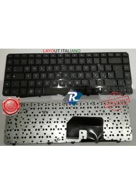 Tastiera ITALIANA per HP Pavilion DV6-3000 compatibile con LX8 -AELX8I00010 NERA