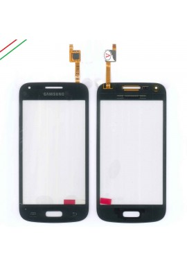 Touch Screen Vetro Vetrino Samsung Galaxy CORE PLUS SM-G350 G3500 BLU SCURO
