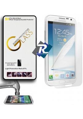 Pellicola Vetro Temperato per Samsung Galaxy Note 2