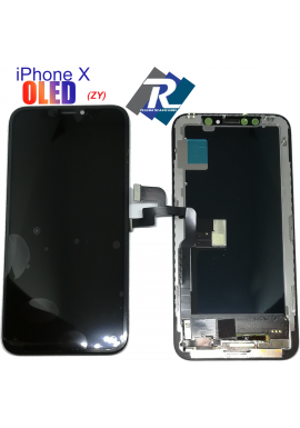 Display LCD OLED (ZY) Touch Screen Vetro Schermo Apple iPhone X
