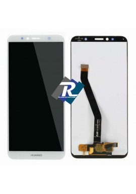 TOUCH SCREEN LCD DISPLAY Huawei Y6 2018 ATU-L21 Bianco NO Frame