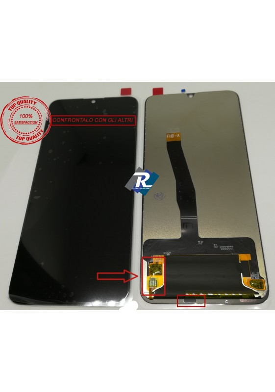 TOUCH LCD DISPLAY Huawei P SMART 2019 PLUS POT-LX1T NO FRAME