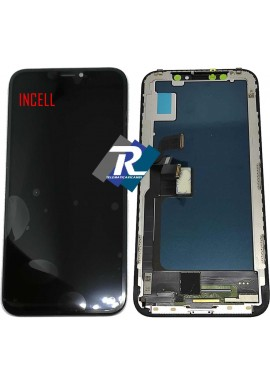 Display LCD INCELL Touch Screen Vetro Schermo PER Apple iPhone X