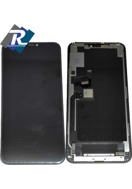 LCD APPLE IPHONE 11 PRO MAX DISPLAY TOUCH SCHERMO INCELL A2161 A2220 A2218 NERO