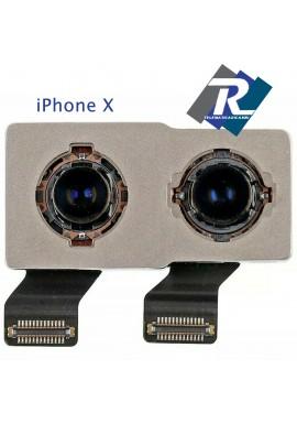 FOTOCAMERA POSTERIORE RETRO BACK CAMERA PER APPLE IPHONE X A1865 A1901 A1902