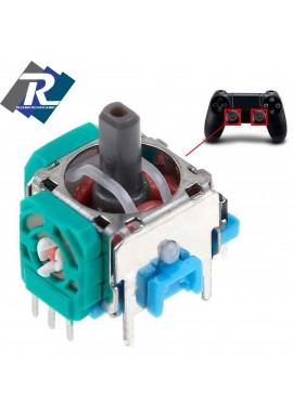 3D JOYSTICK AXIS MODULO SENSORE ANALOGICO RICAMBIO CONTROLLER PS4 PLAYSTATION 4
