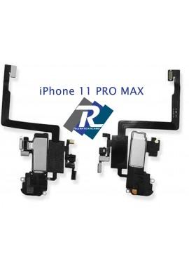 FLEX FLAT SENSORE PROSSIMITA' APPLE PER IPHONE 11 PRO MAX ALTOPARLANTE MICROFON