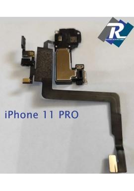 SENSORE PROSSIMITA' IPHONE 11 PRO FLEX FLAT APPLE ALTOPARLANTE SPEAKER MICROFONO