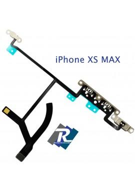FLEX FLAT TASTI VOLUME APPLE IPHONE XS MAX TASTO SILENZIOSO MUTO VIBRAZIONE