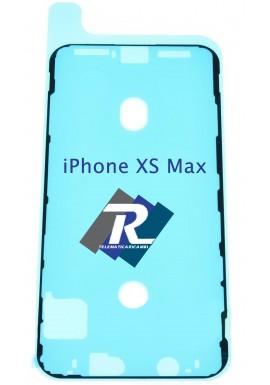 BIADESIVO GUARNIZIONE ANTI INFILTRAZIONE FISSAGGIO LCD DISPLAY IPHONE XS MAX