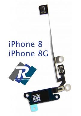 FLEX  CAVO FLAT SEGNALE ANTENNA GSM RICEZIONE RETE PER APPLE IPHONE 8 8G MODULO