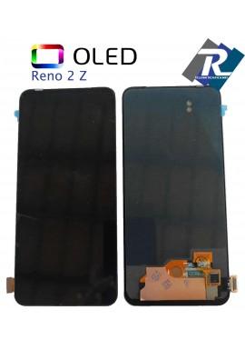 DISPLAY LCD OPPO RENO 2 Z CPH1945 CPH1951 TOUCH SCREEN VETRO SCHERMO OLED NERO