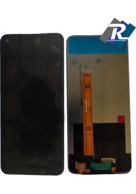 DISPLAY LCD OPPO A53 2020 A53s A33 CPH2127 CPH2139 CPH2135 TOUCH SCREEN NERO