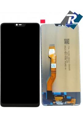 DISPLAY LCD OPPO F7 - A3 CPH1819 CPH1821 CPH1837 TOUCH SCREEN VETRO SCHERMO NERO