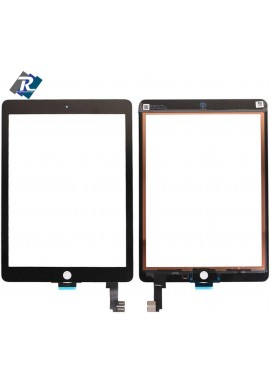 TOUCH SCREEN per Apple iPad Air 2 Nero Wi-Fi + Cellular A1566 A1567 iPad 6
