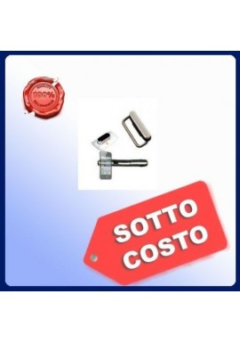 Set Kit Tasto Pulsante On/Off Tasto Volume Tasto Muto Apple Iphone 3g Bianco