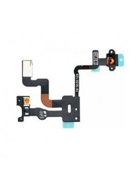 Flex Flat tasto ON OFF Tasto Accensione Sensore di prossimità Per iPhone 4S