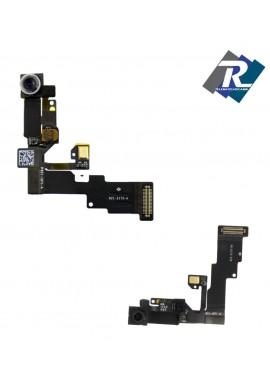 Flex flat sensore di prossimità con fotocamera camera anteriore per iPhone 6